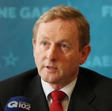 Fine Gael most trusted to fix Irish economy: poll - Enda%2BKenny
