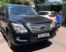 Xe Lexus biển số tứ quý tông chết 4 người ở Quy Nhơn do Công ty Phương  Trang đứng tên | Việt Nam Mới
