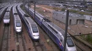 Trains Rer Et Tgv Charenton Le Pont Pr S De La Gare De Lyon