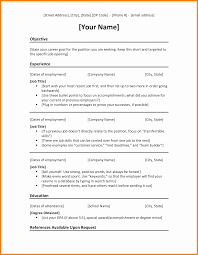 What Is A Chronological Resume 100 chronological resume examples cio resumed 20