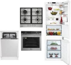 blomberg 4 piece kitchen appliances