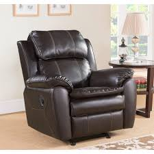 best leather recliner. Decorative Brown Leather Recliner 14 Briggs Best