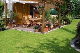 Gartengestaltung Mit Holz Gartengestaltung Mit Holz Ideen Fur Ein