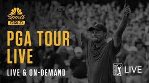 PGA TOUR LIVE on NBC Sports Gold