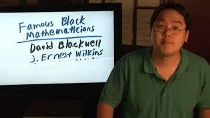 math help famous black mathematicians
