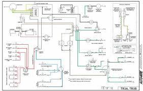 triumph tr4a wiring diagram wiring diagram libraries triumph tr4a wiring diagram