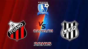 Assistir Ituano X Ponte Preta AO VIVO Online 02/05/2021 - FutPlayHD