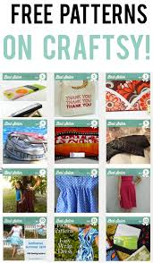 Craftsy Free Patterns