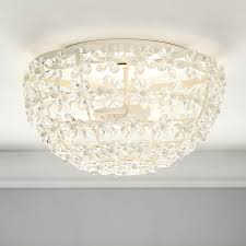 blossom flushmount pbteen elegant flush mount chandeliers with regard to 10