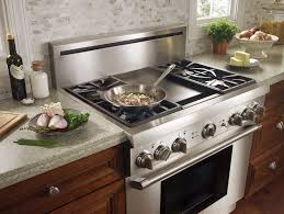 gas cooktop with grill. Gas Cooktop / Commercial With Grill U