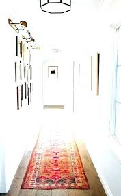 long runner rug in bedroom fashionable foot bed bath hallway carpet rugs for runners by the