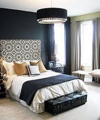Bedroom Designs With Dark Blue Walls