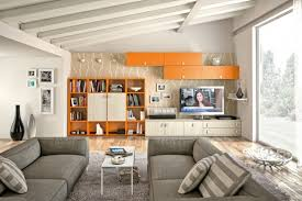 Small Picture Modern Living Room Wall Units With Storage Inspiration