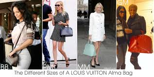 Louis Vuitton Size Chart Bag Louis Vuitton Bag Sizing Guide Bb Pm Mm Gm Lollipuff
