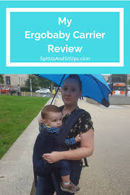Ergobaby Review: My Love Affair with the Ergobaby Carrier ...