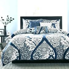 blue and white striped duvet cover grey navy covers twin