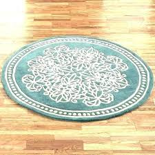 9 foot round rug 7 wide area rugs ft s x 6 r braided