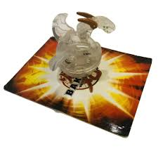 With 30 cards in your back pocket, you can customize your deck and face off against your friends for battle brawlin' action! Bakugan Translucent Crystal Hyper Rare Dragonoid Dna 53