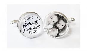 custom picture cufflinks personalized cufflinks mens gift husband gift boyfriend gift cufflinks cuff links gifts for dads