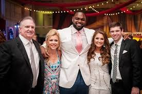 collins tuohy wedding. Collins Tuohy Daughter of Leigh Anne Tuohy is Married See her