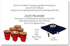 How To Word Graduation Party Invitations Syncla Co