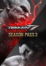 Tekken 7 Season Pass 3 Steam Cd Key For Pc Buy Now