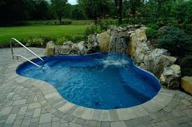 Inground Pool Designs For Small Backyards Small Backyard Inground Cool Small Pool Designs For Small Backyards Style