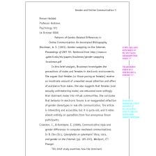 Apa Format Essay Template Apa Format Example Paper Template Suzen