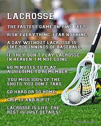 Lacrosse Quotes Custom Lacrosse Quotes