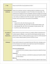 Scientific Proposal Sample Research Writing Pdf Bharathb Co