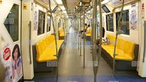 empty subway train.  Empty Walk Through Empty Subway Train Few People Sitting Stock Video Footage Inside Empty Subway Train R