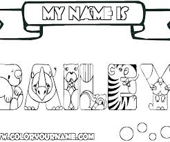 Name Coloring Pages Free Printable Graffiti Coloring Pages Names