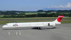 Md 90 Seating Chart Final Japan Airlines Md 90 Flight Airport Spotting Blog