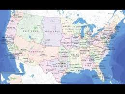 Reorganize Photos Fifty States Of Gray New Proposal To Reorganize The U S Map Youtube