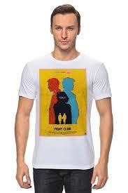 <b>Футболка классическая</b> Бойцовский клуб / <b>Fight</b> Club #2511258 от ...