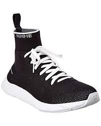 Dior Homme Size Chart Amazon Com Dior Homme Mesh Sneaker 40 Black Fashion
