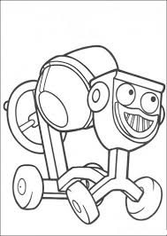 Small Picture Free Colouring Pages Bob The Builder Coloring Pages