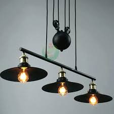 pulley pendant lighting. Pulley Pendant Lights Kitchen Light Bronze 2 Island By Industrial Lamp Loft . Lighting I