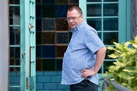 Eastenders star adam woodyatt has hinted he has quit the soap and ian beale will be killed off tonight. Eastenders Ian Beale Actor Adam Woodyatt Shows Off Dramatic Lockdown Weight Loss Daily Star