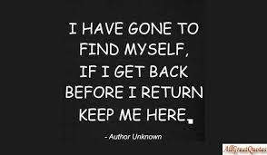 Funny Quotes About Finding Yourself Best Of Good Quotes About Finding Yourself Help I'm Trying To Find Myself