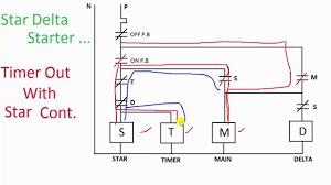 star delta starter control circuit diagram star delta starter control circuit diagram
