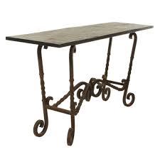 iron console table. Cheap Wrought Iron Console Table Ideas O