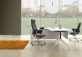 jesper office desk white executive. CADO Modern Furniture - 400 Collection Executive Desk With Return Cabinet Jesper Office White