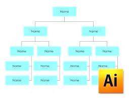 Small Business Organizational Structure Chart Organizational Chart Of A Small Company Www