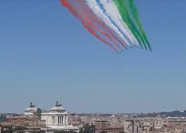 Frecce Tricolori a Roma l'1 e il 2 giugno 2021 per la Festa della  Repubblica: