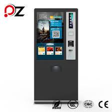 Self Service Vending Machines Inspiration PZspj China Metro Vending Machine Self Service Terminal Ticket