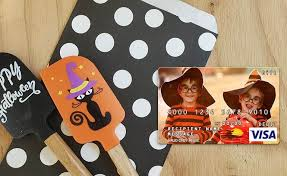 Halloween Gift Cards Are Gift Cards Good Halloween Prizes For Kids Gcg