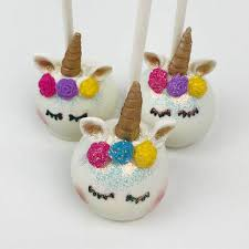 Magical Unicorn Cake Pops Cinderella Cakes