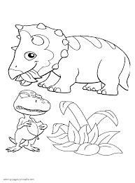 Printable coloring pages online picture nº 1. Dinosaur Train Colouring Pages Printable Coloring Pages Printable Com