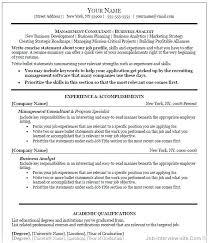 Office 2003 Resume Templates Microsoft Word 2003 Resume Template